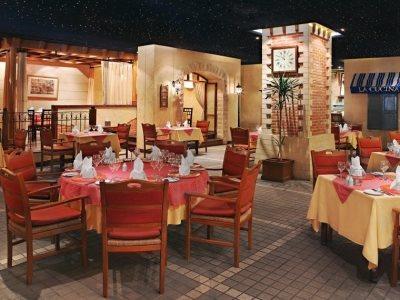 La Piazza Restaurant in Riyadh