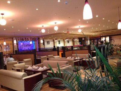 Herfy Cafe and Grill in Riyadh