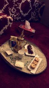 Lezwan Cafe in Riyadh