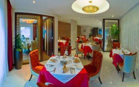 Saffron Restaurant - Al Mazrui.. in Dammam