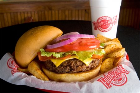 Fuddruckers - Rashid Mall in Khobar