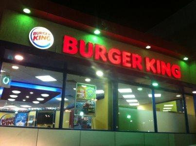 Burger King - Muruj in Riyadh
