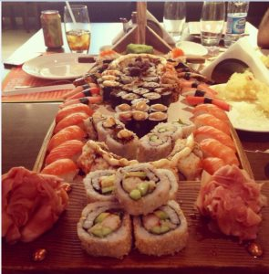 Sushi Yoshi - Qurtubah in Riyadh