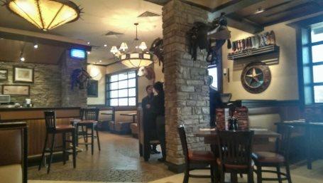 Longhorn Steak House in Riyadh