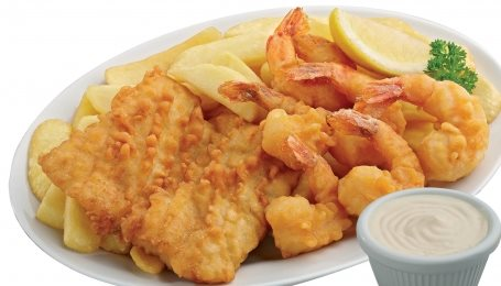 London Fish And Chips - Granad.. in Riyadh