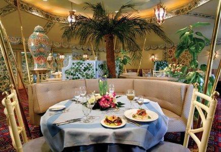 Caravan Restaurant in Riyadh