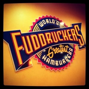 Fuddruckers in Khobar