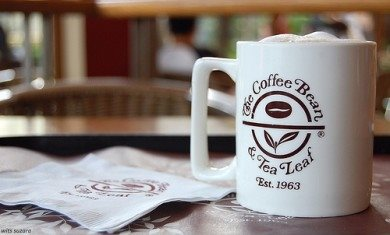 The Coffee Bean & Tea Leaf - K.. in Jeddah