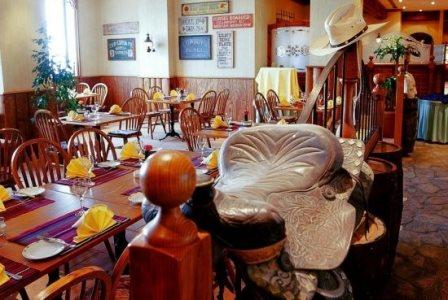 The Texan Restaurant in Jeddah
