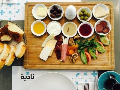 Nadia Restaurant in Jeddah