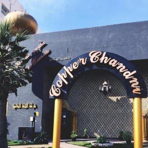 Copper Chandni in Dammam