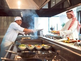 C.taste in Jeddah