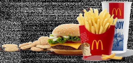 McDonald's - Al Jumuah in Madinah