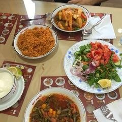 Istanbul Kosk Restaurant in Madinah