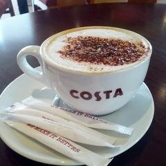 Costa Coffee - Al Noor Mall in Madinah