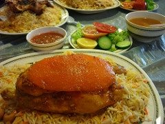 Medine Turk Sultan Restaurant in Madinah