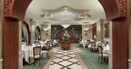 Al Marmara Restaurant - Hilton.. in Madinah