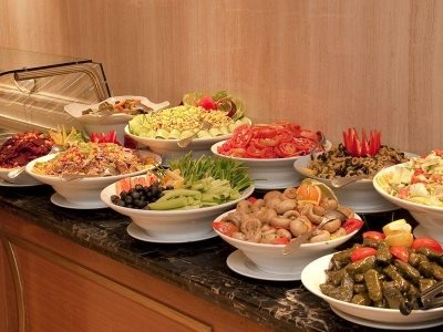 Al Diyafa Restaurant in Madinah