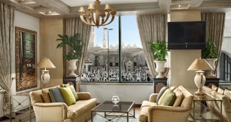 Cafe Najd - Hilton Hotel & Res.. in Madinah