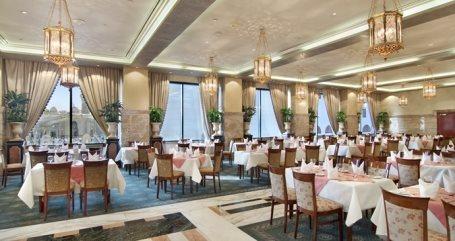 Madinah Restaurant - Hilton Ho.. in Madinah