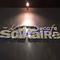 Solitaire Cafe - Jarooshi Mall.. in Makkah