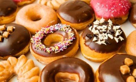 Krispy Kreme - Abdulla Faud in Dammam