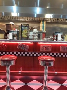 Route 7 Diner in Riyadh