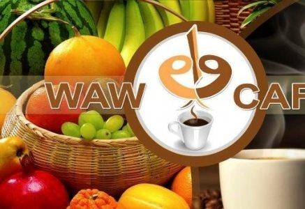 Waw Caffee in Riyadh