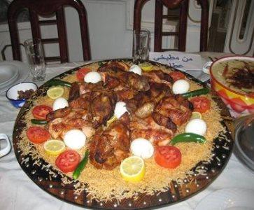 Qursan Najd Kitchen in Riyadh
