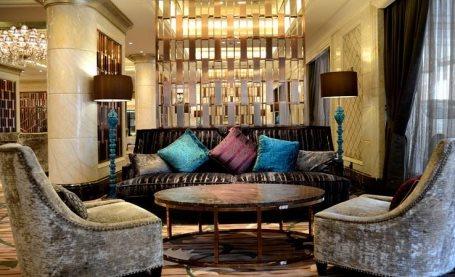 Magnolia Lounge in Riyadh