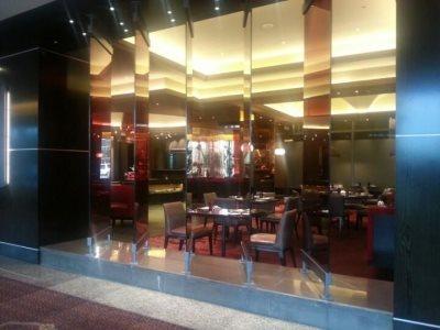 Rosso in Riyadh