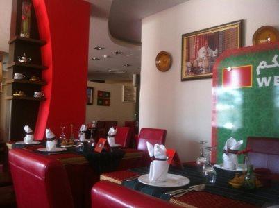 Red Spoon in Riyadh