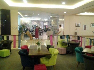 Areej Art Cafe in Riyadh