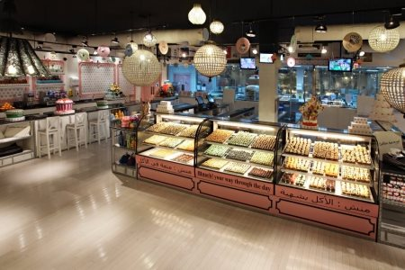 Munch Bakery in Riyadh