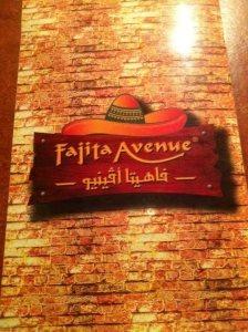 Fajita Avenue - Al Sulimaniyya.. in Riyadh