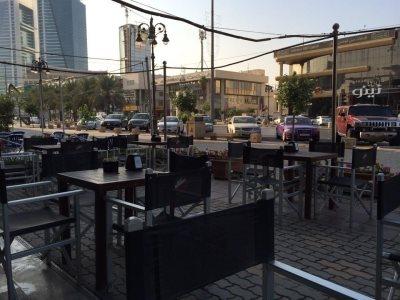 Cafe Vergnano 1882 in Riyadh