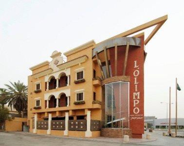 L'olimpo Italian Restaurant in Riyadh