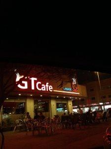 GT Cafe in Riyadh
