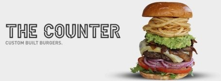 The Counter Burger in Riyadh