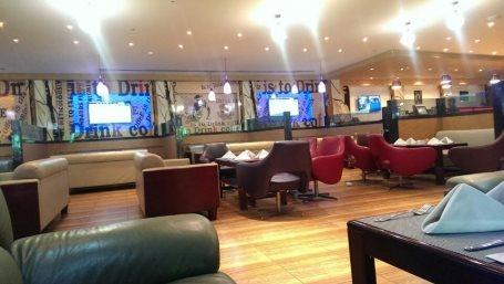Herfy Cafe & Grill in Riyadh