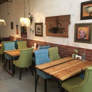 Kanakah Café in Riyadh