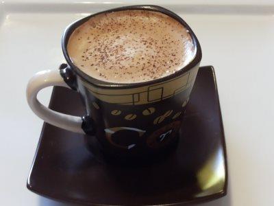 Mosail Cafe in Riyadh