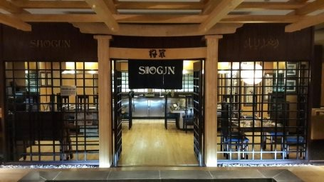 Shogun in Riyadh