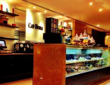 Cafe Vienna in Riyadh