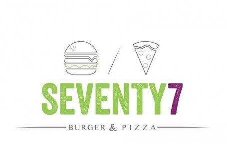 Seventy 7 Burger & Pizza in Jeddah