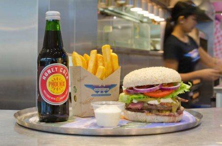 BurgerFuel - Imam University in Riyadh