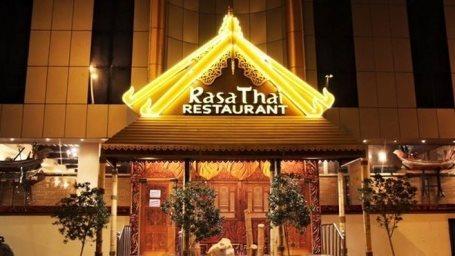 Rasa Thai Restaurant in Jeddah