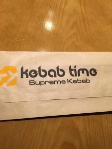 Kebab Time in Riyadh