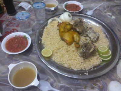 Al Maselah Valley Restaurant in Riyadh