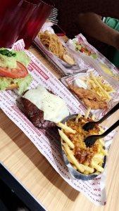 Smash Burger - Al Masif in Riyadh